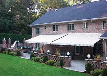 Belva Awning And Shade Large Projection Awnings